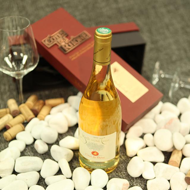 法国罗纳红·梦幻树干白葡萄酒 Cuvée Magie d'une Terre