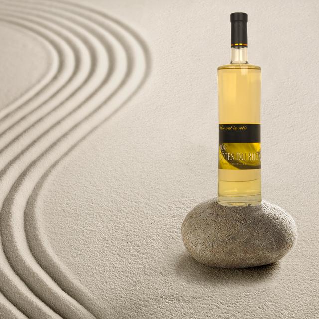 法國·羅納紅卡特羅干白葡萄酒 Cote du Rhone BLANC